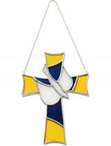 유리공예-십자가
